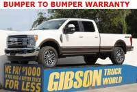 2017 Ford F-250 Super Duty Lariat Ultimate