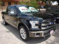 2016 Ford F-150 4WD King Ranch SuperCrew