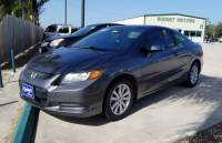 2012 Honda Civic EX 2dr Coupe 5A