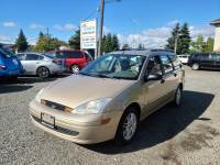 2002 Ford Focus SE 4dr Wagon