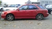 2002 Subaru Impreza AWD WRX 4dr Turbo Wagon