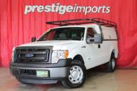 2014 Ford F-150 4x2 XL 2dr Regular Cab Styleside 8 ft. LB