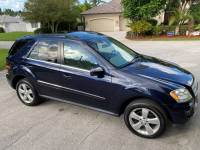 2010 Mercedes-Benz M-Class AWD ML 350 4MATIC 4dr SUV