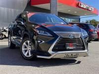 2017 Lexus RX 350 350