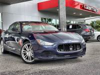 2017 Maserati Ghibli S 4dr Sedan