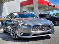 2017 Infiniti Q60 Red Sport 400 2dr Coupe