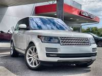2017 Land Rover Range Rover AWD Supercharged 4dr SUV
