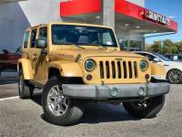 2013 Jeep Wrangler Unlimited Unlimited Rubicon