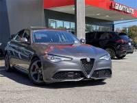 2017 Alfa Romeo Giulia 4dr Sedan