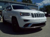 2015 Jeep Grand Cherokee 4x4 Summit 4dr SUV
