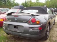 2003 Mitsubishi Eclipse Spyder GTS 2dr Convertible