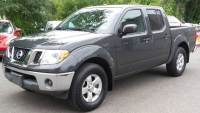 2011 Nissan Frontier 4x4 SV V6 4dr Crew Cab SWB Pickup 5A