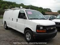 2010 Chevrolet Express Cargo 2500 3dr Extended Cargo Van w/ 1WT