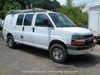 2011 Chevrolet Express Cargo 3500 3dr Cargo Van w/ 1WT