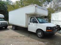 2008 GMC Savana Cutaway 3500 2dr Commercial/Cutaway/Chassis 139-177 in. WB