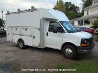 2012 GMC Savana Cutaway 3500 2dr 139 in. WB Cutaway Chassis w/ 1WT