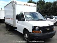 2009 Chevrolet Express Cutaway 3500 2dr Commercial/Cutaway/Chassis 139-177 in. WB