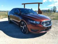 2015 Ford Taurus AWD SHO 4dr Sedan