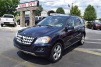 2011 Mercedes-Benz M-Class AWD ML 350 BlueTEC 4MATIC 4dr SUV