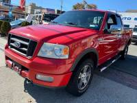 2004 Ford F-150 4dr SuperCab Lariat 4WD Styleside 5.5 ft. SB