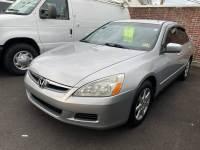 2007 Honda Accord Special Edition V-6 4dr Sedan