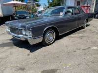 1969 Lincoln Continental Suicide Sedan