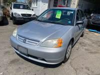 2003 Honda Civic DX 4dr Sedan