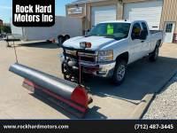 2013 Chevrolet Silverado 2500HD 4x4 Work Truck 4dr Extended Cab SB