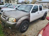 2002 Nissan Frontier 4dr Crew Cab XE-V6 4WD LB