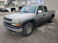 1999 Chevrolet Silverado 1500 3dr LS 4WD Extended Cab SB