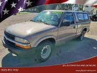 1998 Chevrolet S-10 2dr Standard Cab LB