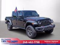 2020 Jeep Gladiator 4x4 Rubicon 4dr Crew Cab 5.0 ft. SB