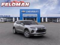 2020 Chevrolet Blazer AWD LT Cloth 4dr SUV
