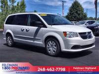 2017 Dodge Grand Caravan SE 4dr Mini-Van