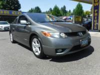 2008 Honda Civic EX 2dr Coupe 5A