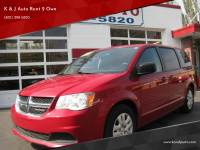 2016 Dodge Grand Caravan SE Plus 4dr Mini-Van