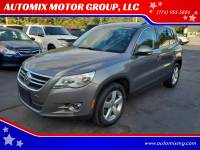 2010 Volkswagen Tiguan AWD SE 4Motion 4dr SUV 6A w/Leather