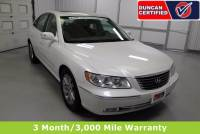 Used 2009 Hyundai Azera For Sale at Duncan Hyundai | VIN: KMHFC46F29A341620