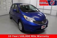 Used 2015 Nissan Versa Note For Sale at Duncan Hyundai | VIN: 3N1CE2CP7FL412384