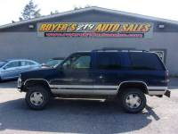 1997 Chevrolet Tahoe 4dr LS 4WD SUV