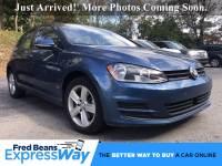 Used 2017 Volkswagen Golf For Sale at Fred Beans Volkswagen | VIN: 3VW217AU6HM074755