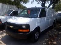 2016 Chevrolet Express Cargo 2500 3dr Cargo Van w/1WT