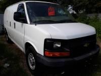 2014 Chevrolet Express Cargo 2500 3dr Cargo Van w/1WT