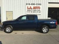 2004 Dodge Dakota 2dr Club Cab SLT 4WD SB