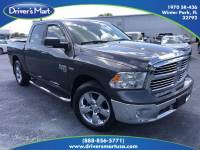 Used 2019 Ram 1500 Classic Big Horn For Sale in Orlando, FL (With Photos) | Vin: 1C6RR6LT6KS563803