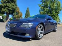 2009 BMW 6 Series 650i 2dr Convertible