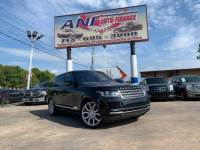 2016 Land Rover Range Rover AWD Supercharged 4dr SUV