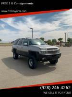 2004 Chevrolet Avalanche 4dr 2500 4WD Crew Cab SB
