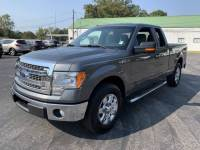 2014 Ford F-150 4x2 XLT 4dr SuperCab Styleside 6.5 ft. SB