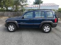 2003 Jeep Liberty 4dr Sport 4WD SUV